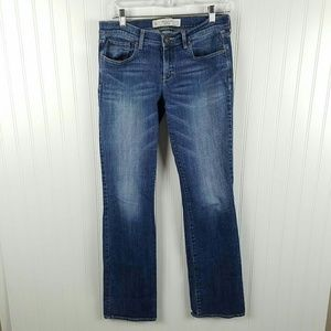 Abercrombie and Fitch denim jeans size 6L